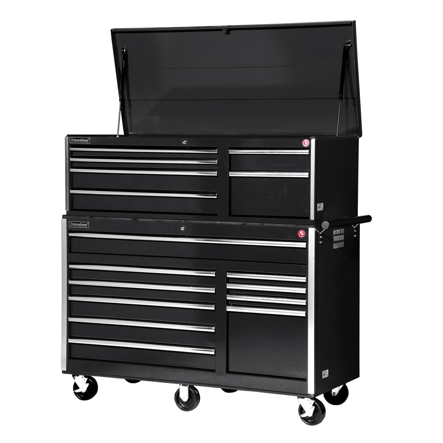 Shop International Tool Storage 56 In W X 56 375 In H 16