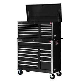 tool storage 21drawer ballbearing steel tool cabinet black