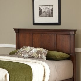 Home Styles Aspen Rustic Cherry King Cal Headboard