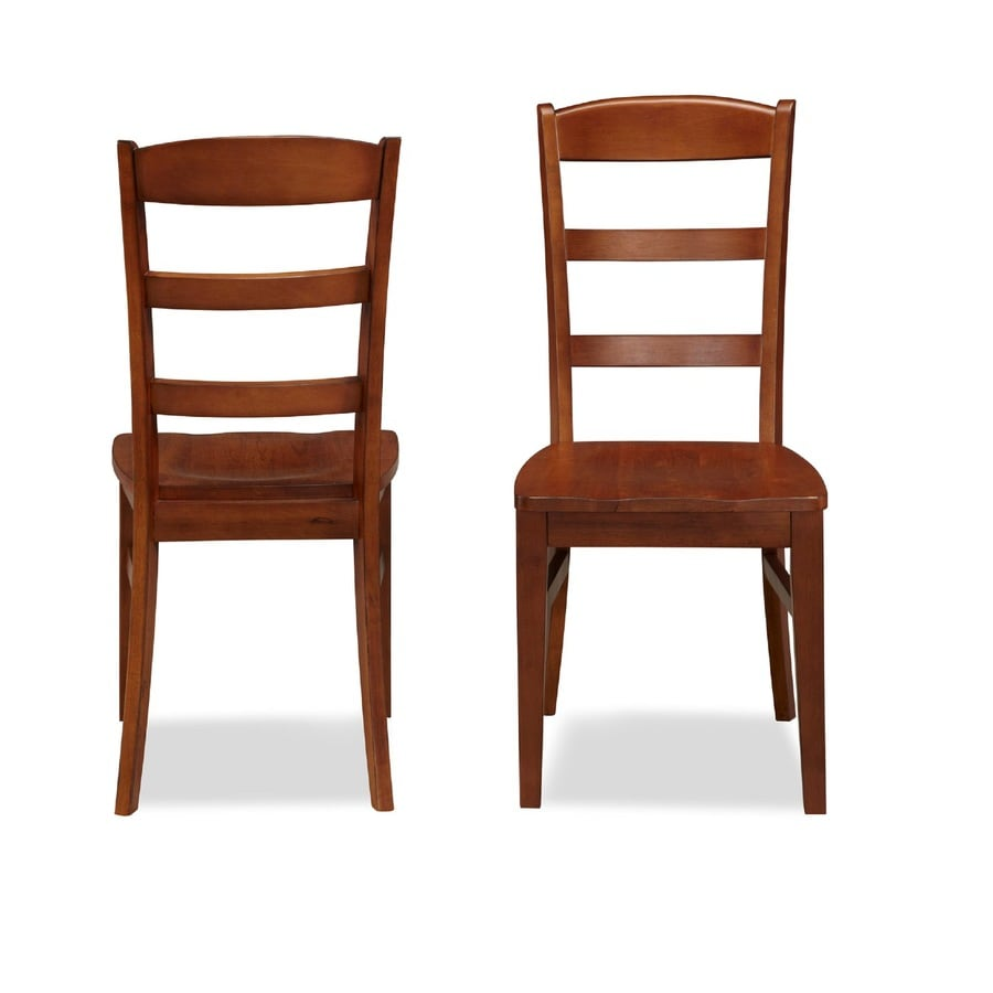 Home Styles Set of 2 Aspen Side Chairs