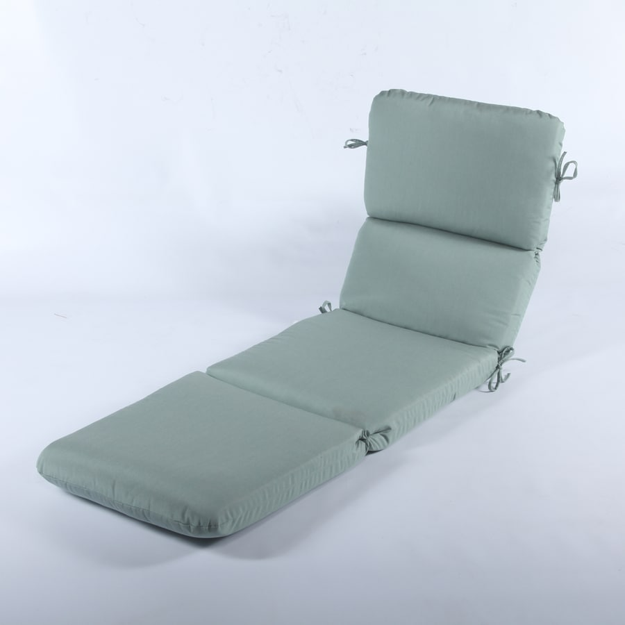 Casual Cushion Canvas Spa Solid Cushion For Chaise Lounge
