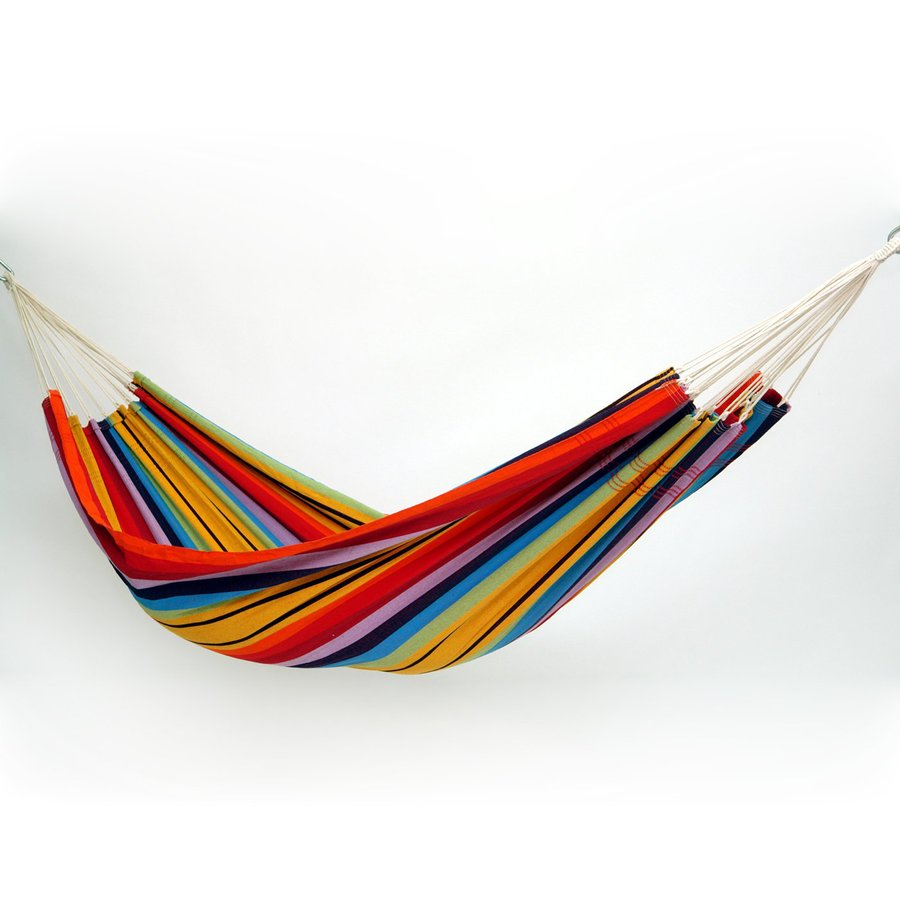 Byer of Maine Amazonas Barbados Rainbow Fabric Hammock