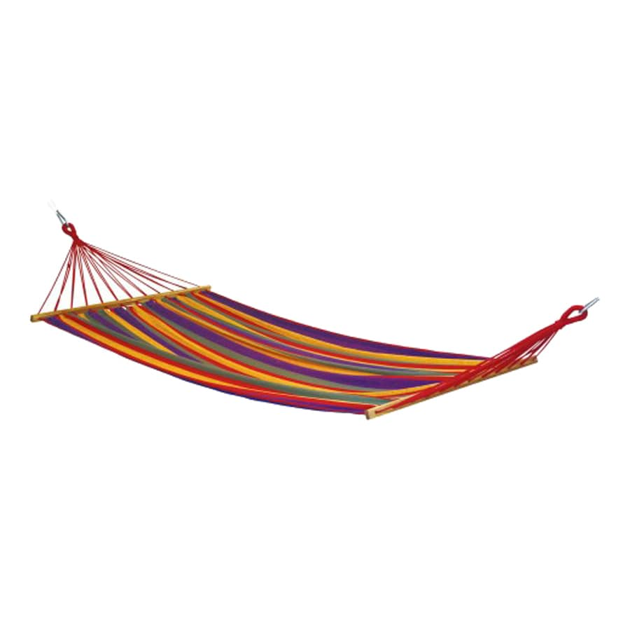 byer of maine amazonas mauritius multi stripe fabric hammock shop byer of maine amazonas mauritius multi stripe fabric hammock      rh   lowes