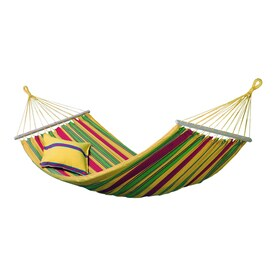 byer of maine amazonas aruba fabric hammock shop hammocks at lowes    rh   lowes