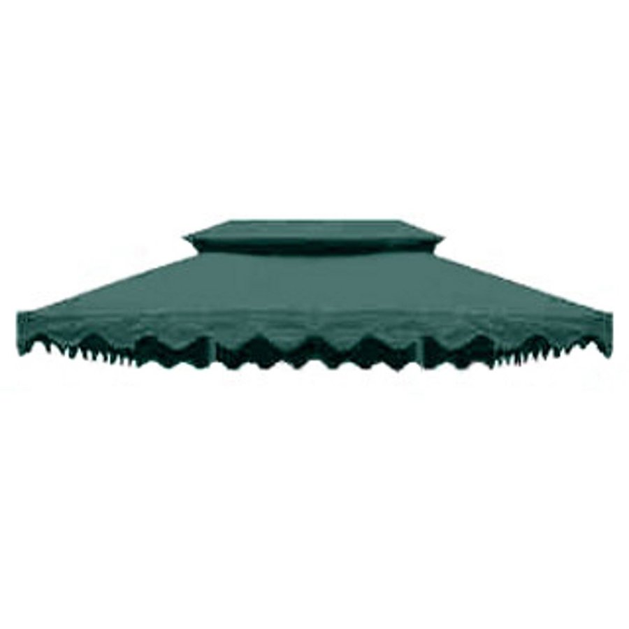 D.C. America Green Replacement Canopy Top  sc 1 st  Loweu0027s : dc america gazebo canopy replacement - memphite.com