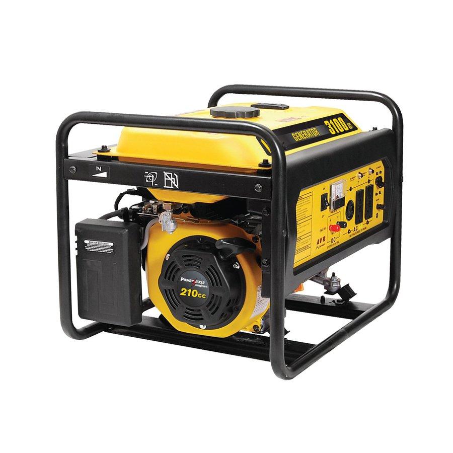 BE Pressure 2,800-Running-Watt Portable Generator with Engine