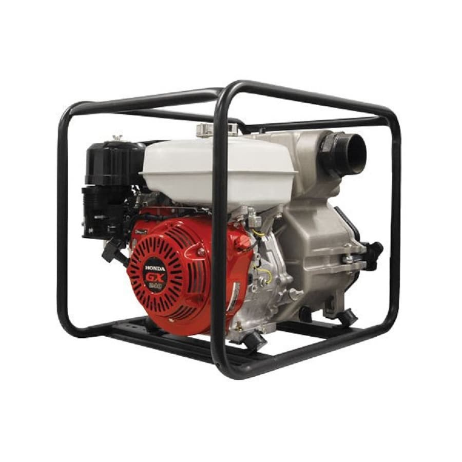 BE Pressure 13-HP Cast Iron Gas-Powered Utility Pump