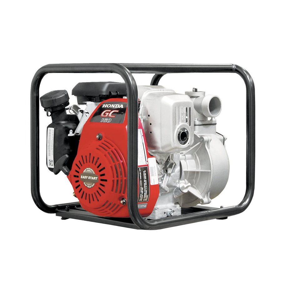BE Pressure 5-HP Cast Iron Transfer Pump