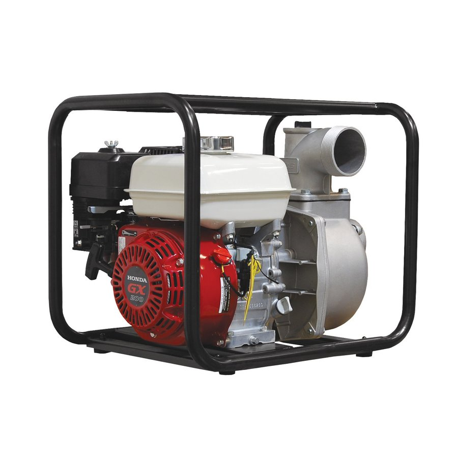 BE Pressure 6.5-HP Cast Iron Transfer Pump