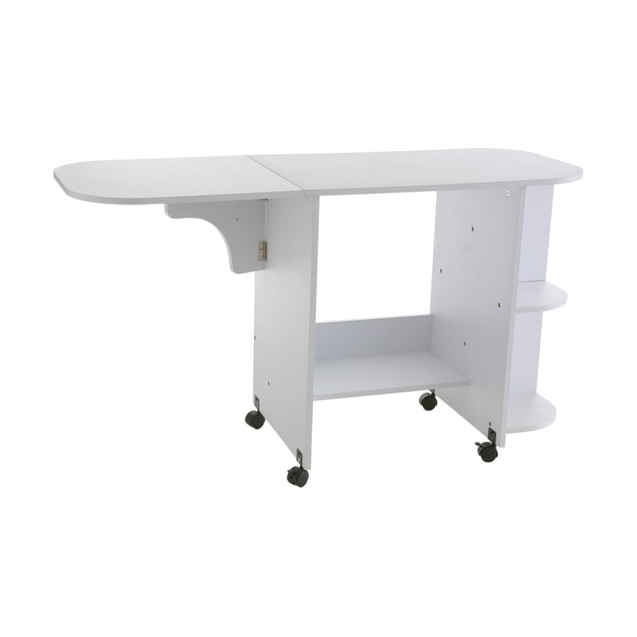 Boston Loft Furnishings Betsy Transitional White Sewing Desk