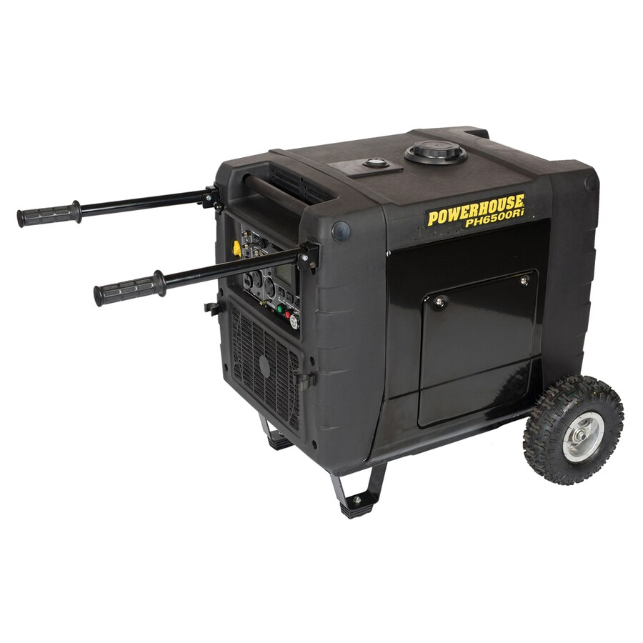 PowerHouse Inverter Portable Generator Engine
