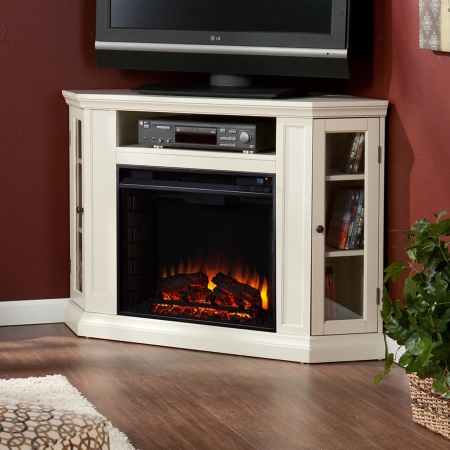 Shop Boston Loft Furnishings 48 In W 4700 Btu Ivory Wood
