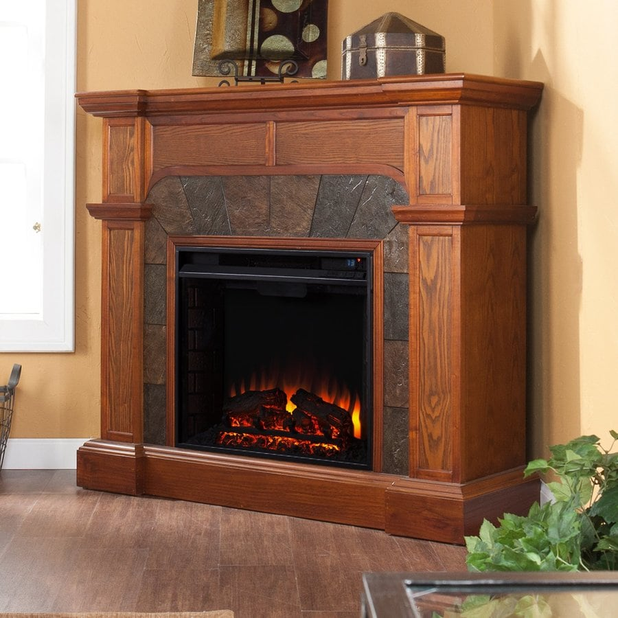 Shop boston loft furnishings 45 5 in w 4700 btu mission Loft fireplace