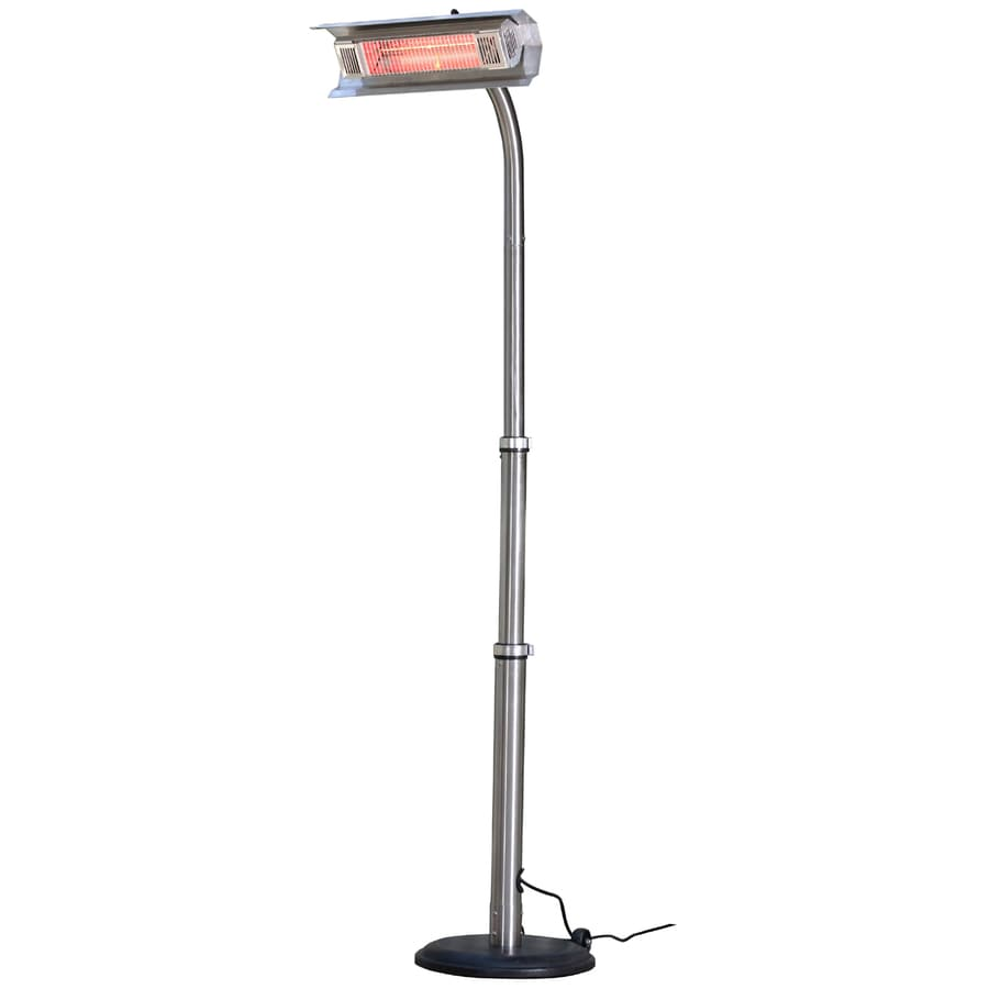 Fire Sense 120-Volt Stainless Steel Electric Patio Heater