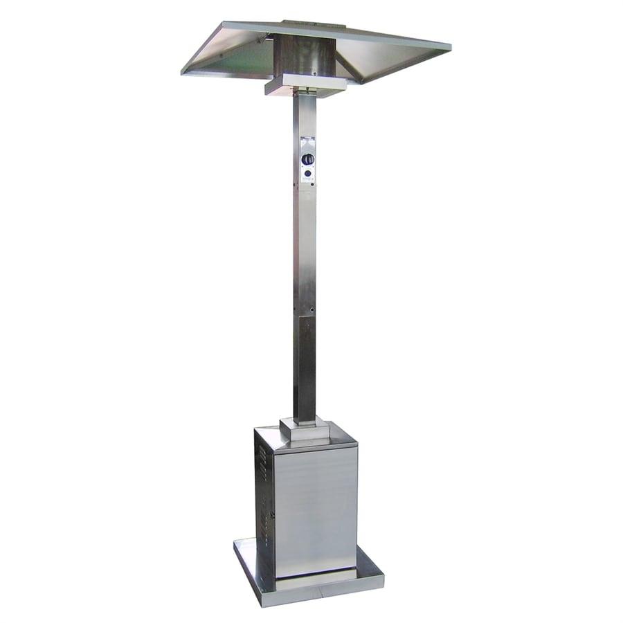 AZ  Patio 38000-BTU Stainless Steel Floorstanding Liquid Propane Patio Heater