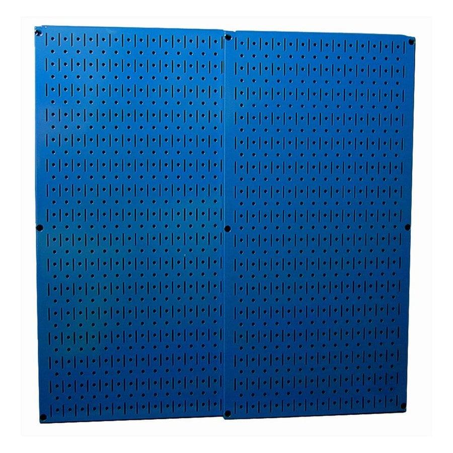Wall Control Steel Pegboard (Actual: 16-in x 32-in)