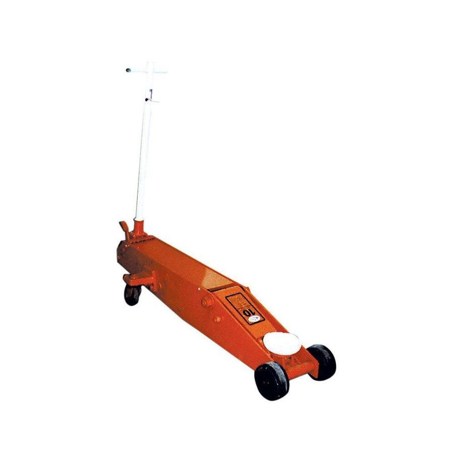 K Tool International 10-Ton Capacity Service Floor Jack
