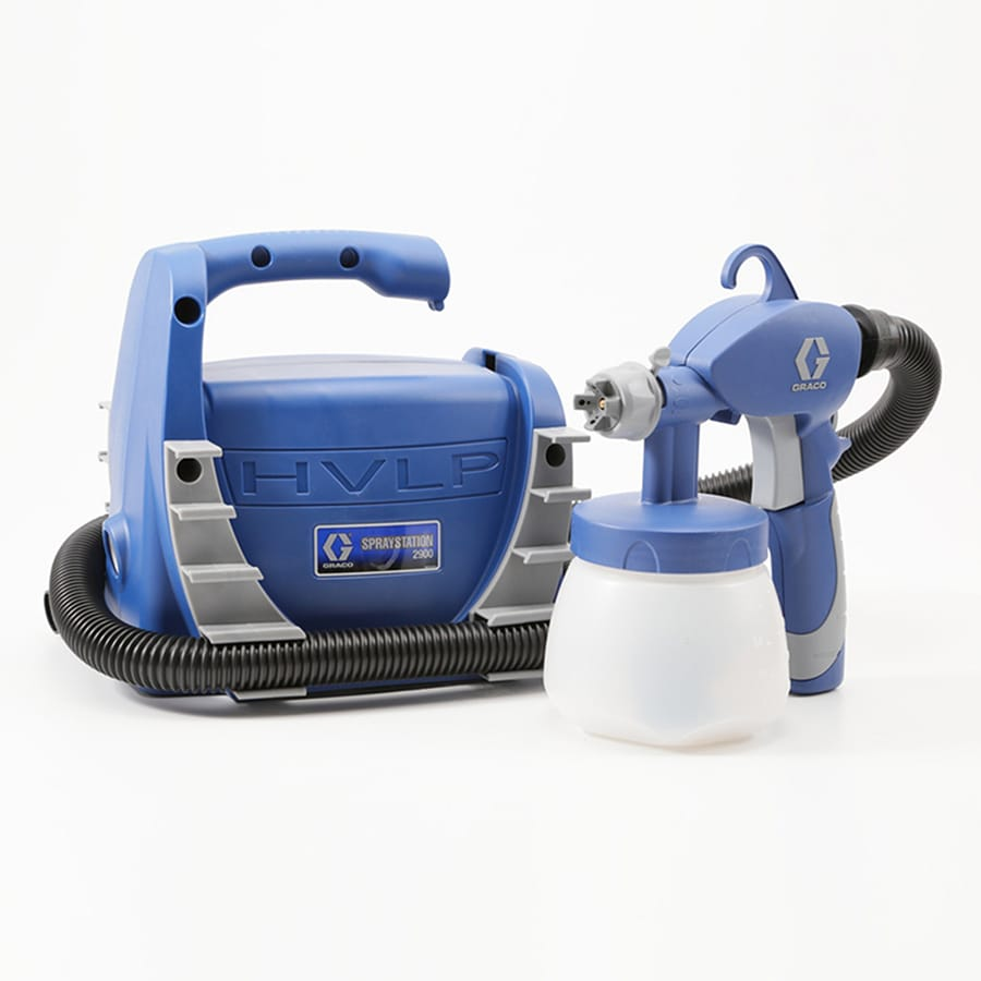 Graco Spray Station 2900 Handheld HVLP Paint Sprayer