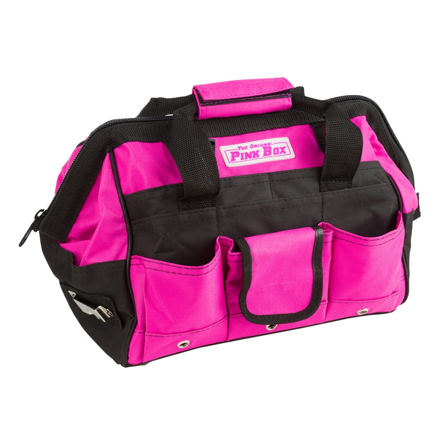 Write A Review About Original Pink Box Polyester Zippered