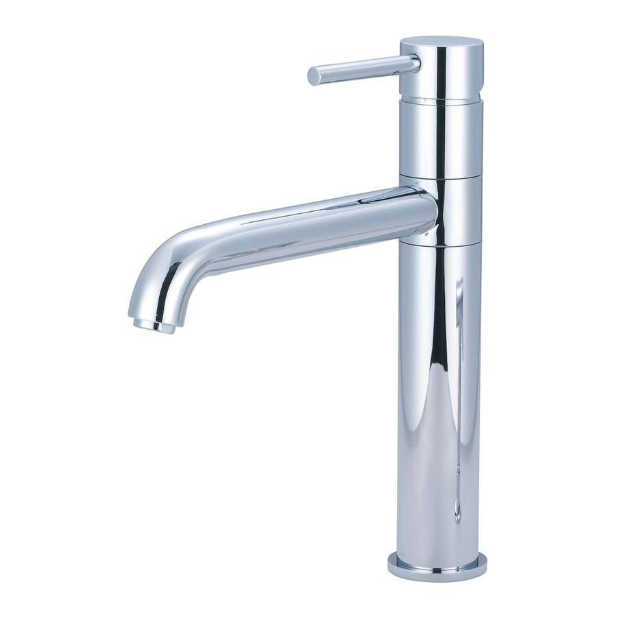 Pioneer Industries Motegi Polished Chrome 1-Handle High-Arc Kitchen Faucet