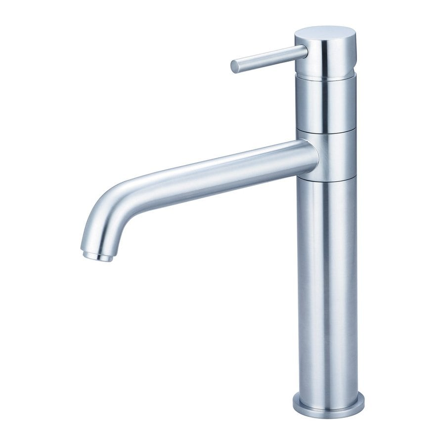Pioneer Industries Motegi Stainless Steel 1-Handle High-Arc Kitchen Faucet