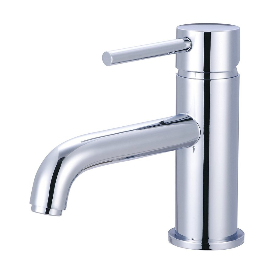 Pioneer Industries Motegi Polished Chrome 1-Handle Single Hole Bathroom Sink Faucet
