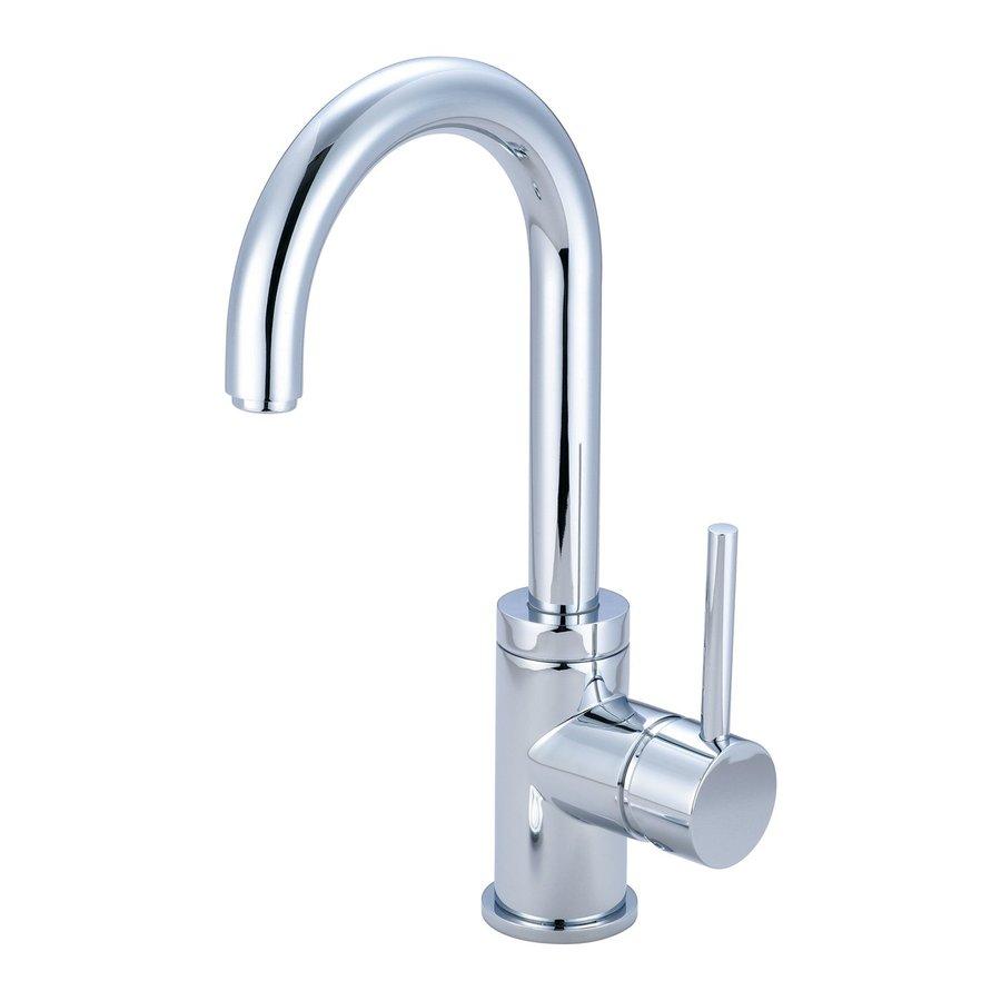 Pioneer Industries Motegi Polished Chrome 1-Handle Single Hole Bathroom Sink Faucet