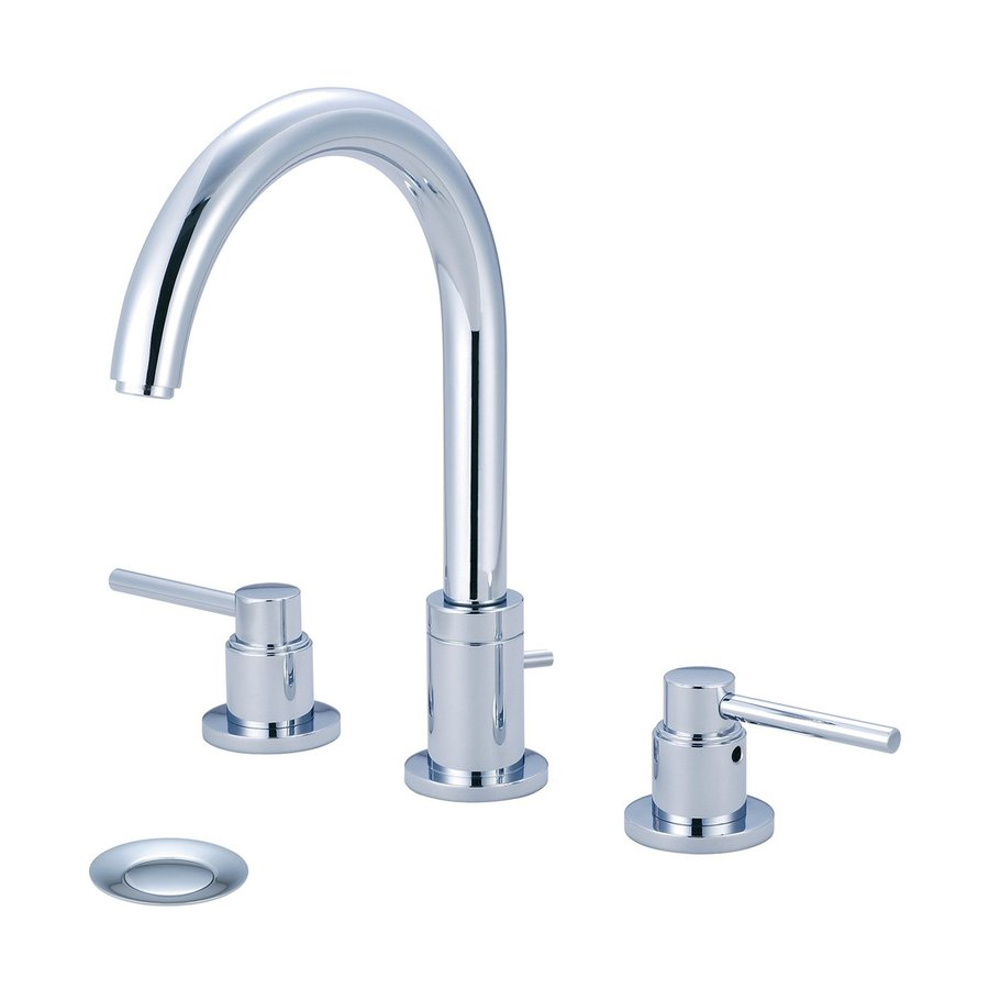Pioneer Industries Motegi Polished Chrome 2-Handle Widespread Bathroom Sink Faucet
