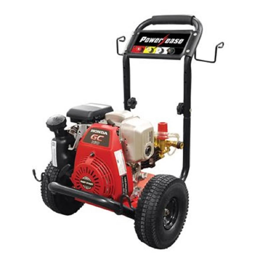 BE Pressure 2,700 PSI 2.3 GPM Gas Pressure Washer With Honda Engine