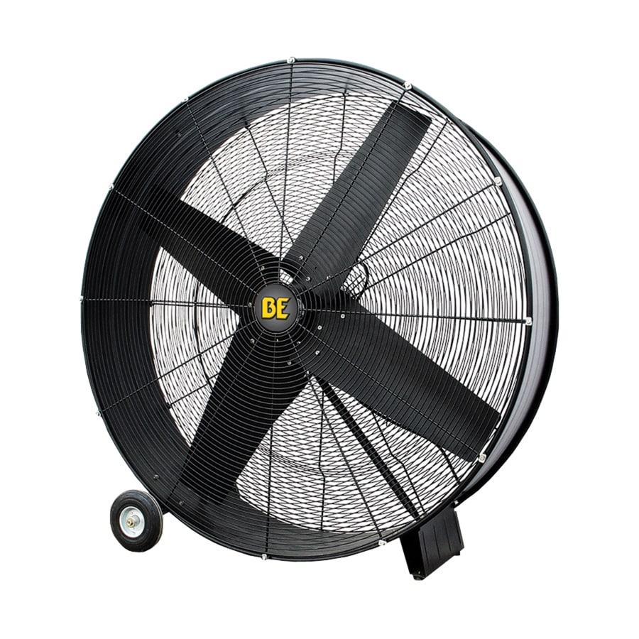 Air Moving Fans : Shop be pressure in speed air mover fan at lowes