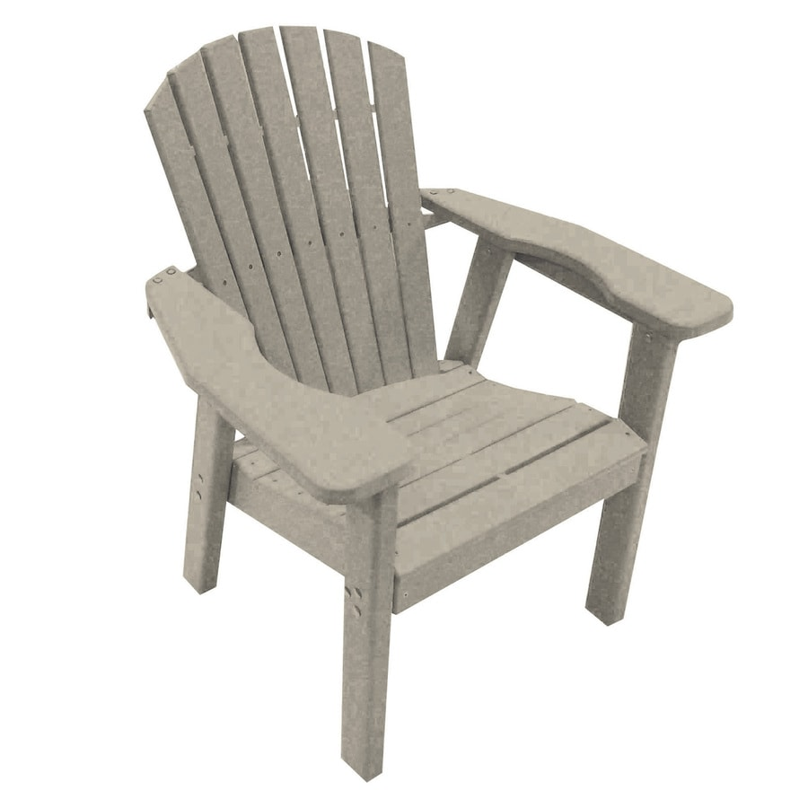 Perfect Choice Furniture Sandstone Plastic Patio Dining Chair