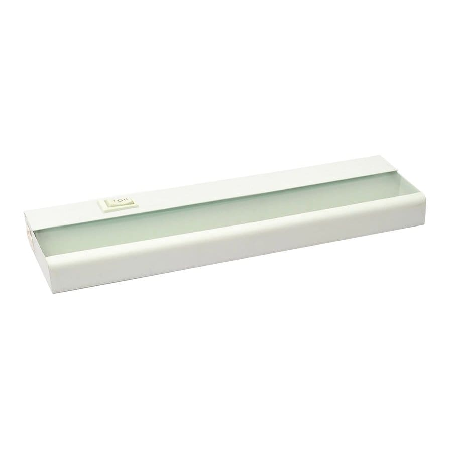 Amax Lighting 24-in Hardwired/Plug-in Under Cabinet Led Light Bar