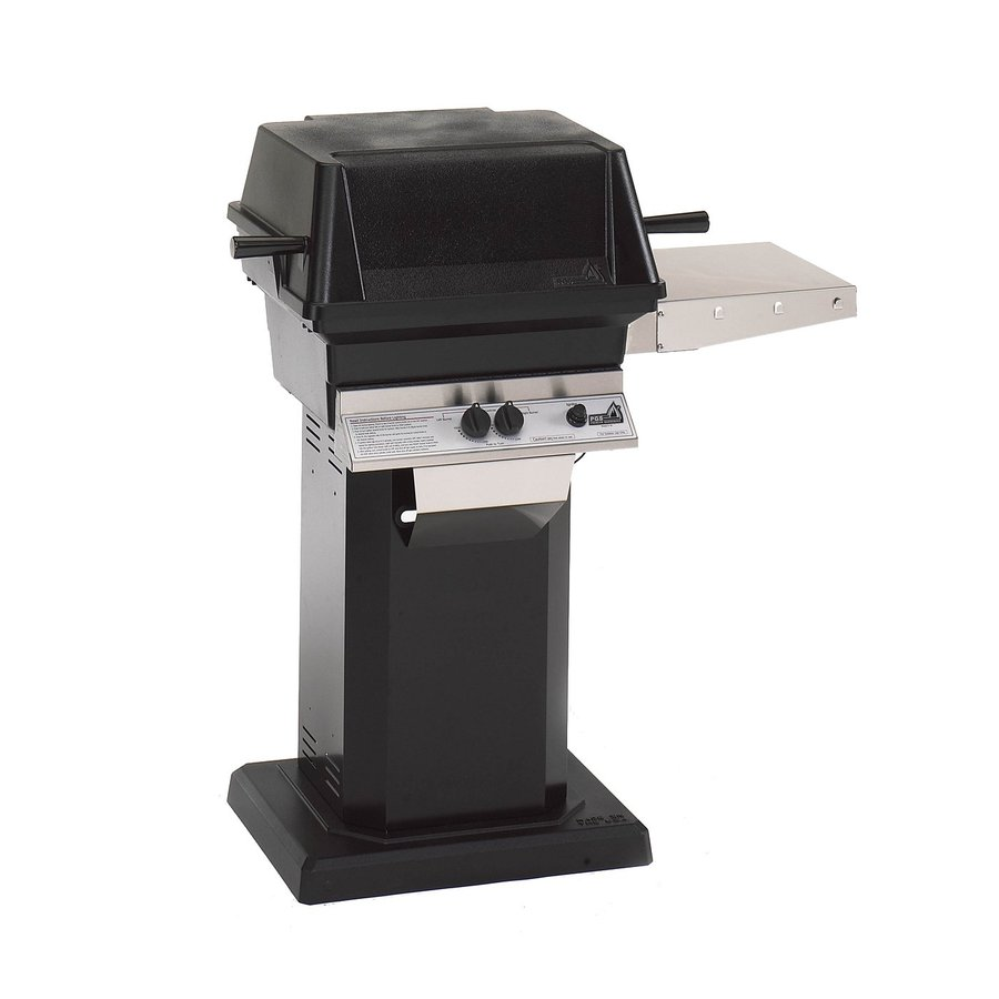 PGS A Series Black 2-Burner (30,000-BTU) Liquid Propane Gas Grill