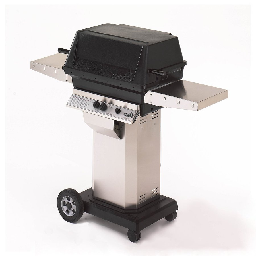PGS A Series Stainless Steel 2-Burner Liquid Propane Gas Grill