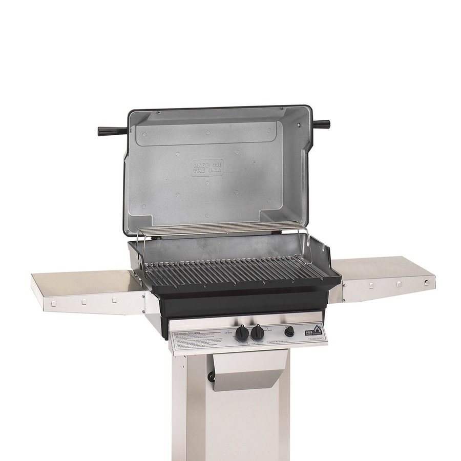 PGS A Series Stainless Steel 2-Burner (40,000-BTU) Natural Gas Grill