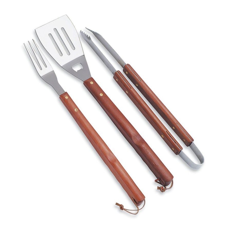 Picnic Time 3-Pack Miami Dolphins Stainless Steel Tool Set