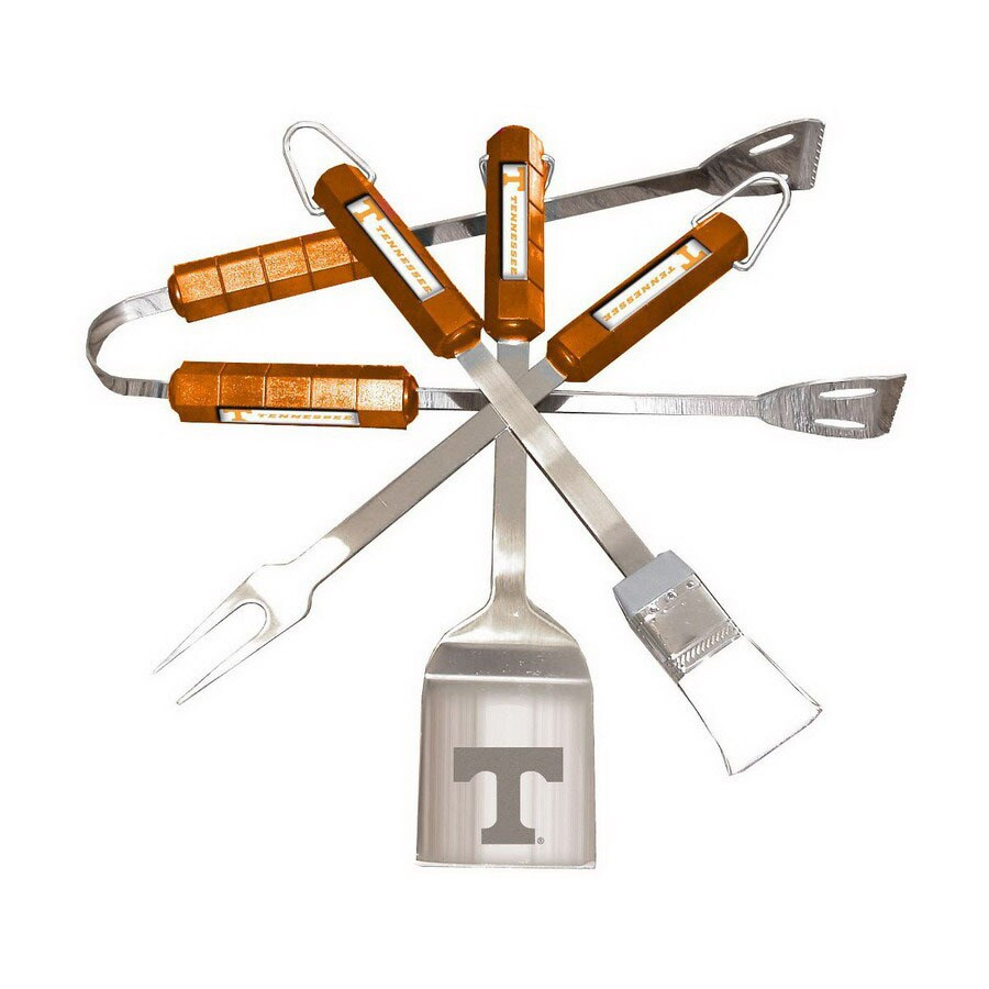 BSI Products 4-Pack University of Tennessee Volunteers Stainless Steel Tool Set