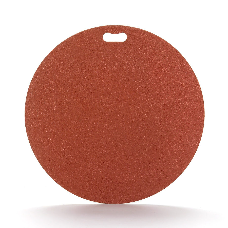 "The ""Original"" Grill Pad Fiber Cement Round Brick Grill Mat"