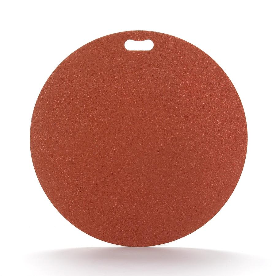 The Original Grill Pad Fiber Cement Round Brick Mat