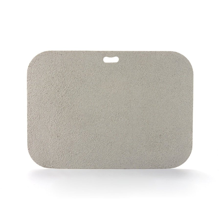 "The ""Original"" Grill Pad Fiber Cement Rectangle Gray Grill Mat"