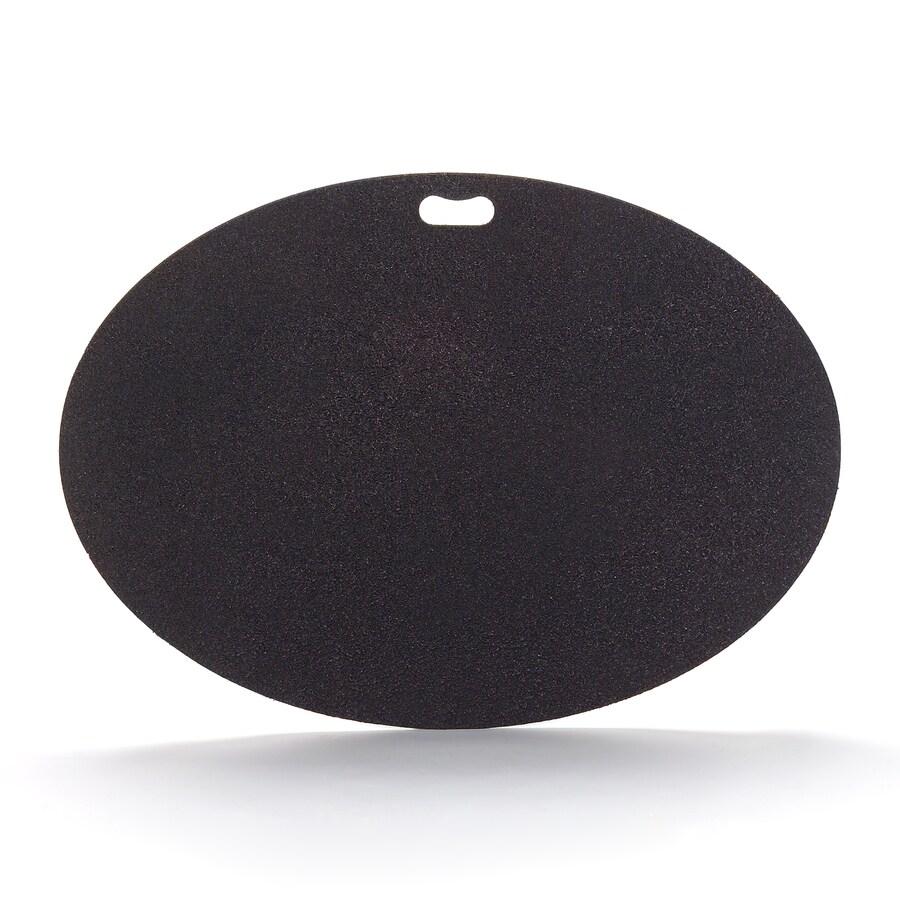 "The ""Original"" Grill Pad Fiber Cement Oval Grill Mat"