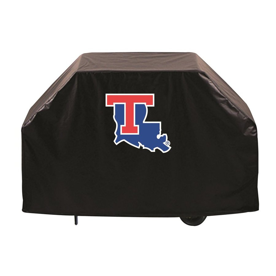 Holland 60-in x 36-in Vinyl Louisiana Tech Bulldogs Cover