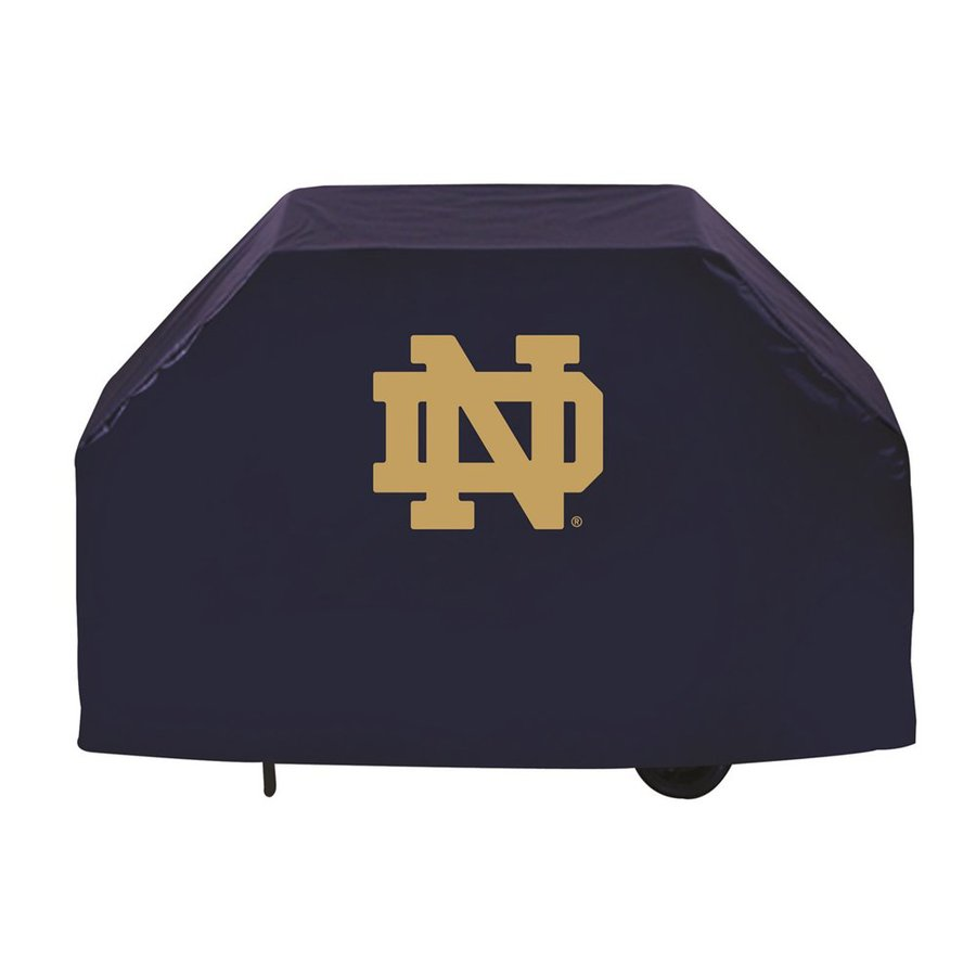 Holland University Of Notre Dame Fighting Irish Navy Vinyl 60-in Cover