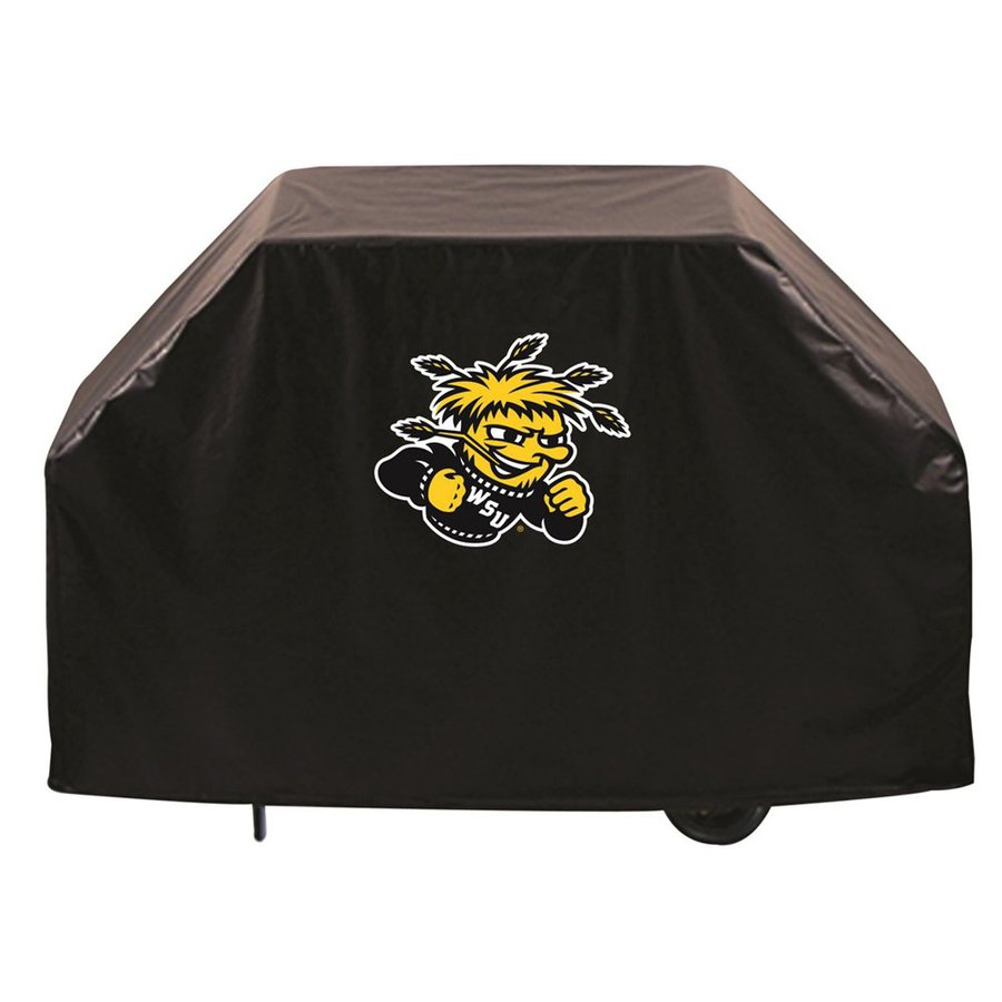 Holland 60-in x 36-in Vinyl Wichita State University Shockers Cover