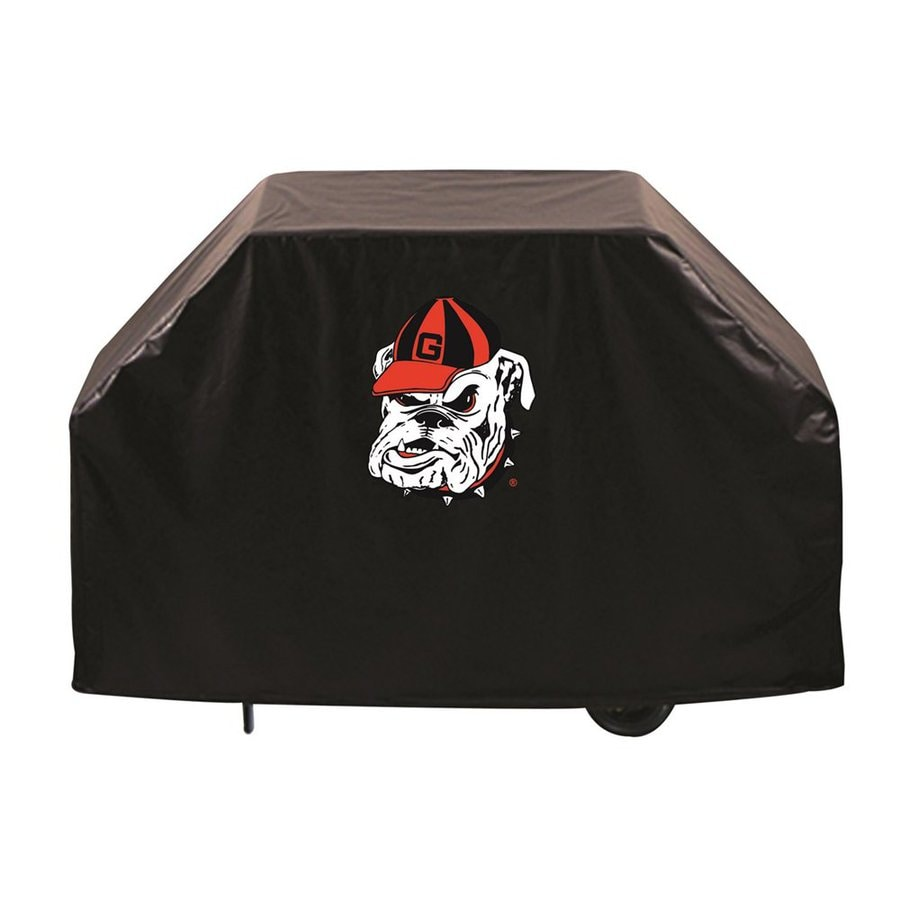Holland 72-in x 36-in Vinyl University Of Georgia Bulldogs Cover