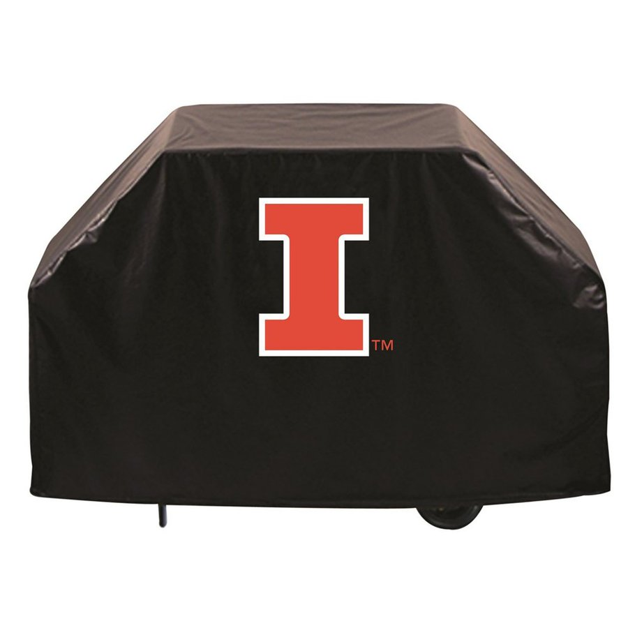 Holland 72-in x 36-in Vinyl University Of Illinois Fighting Illini Cover
