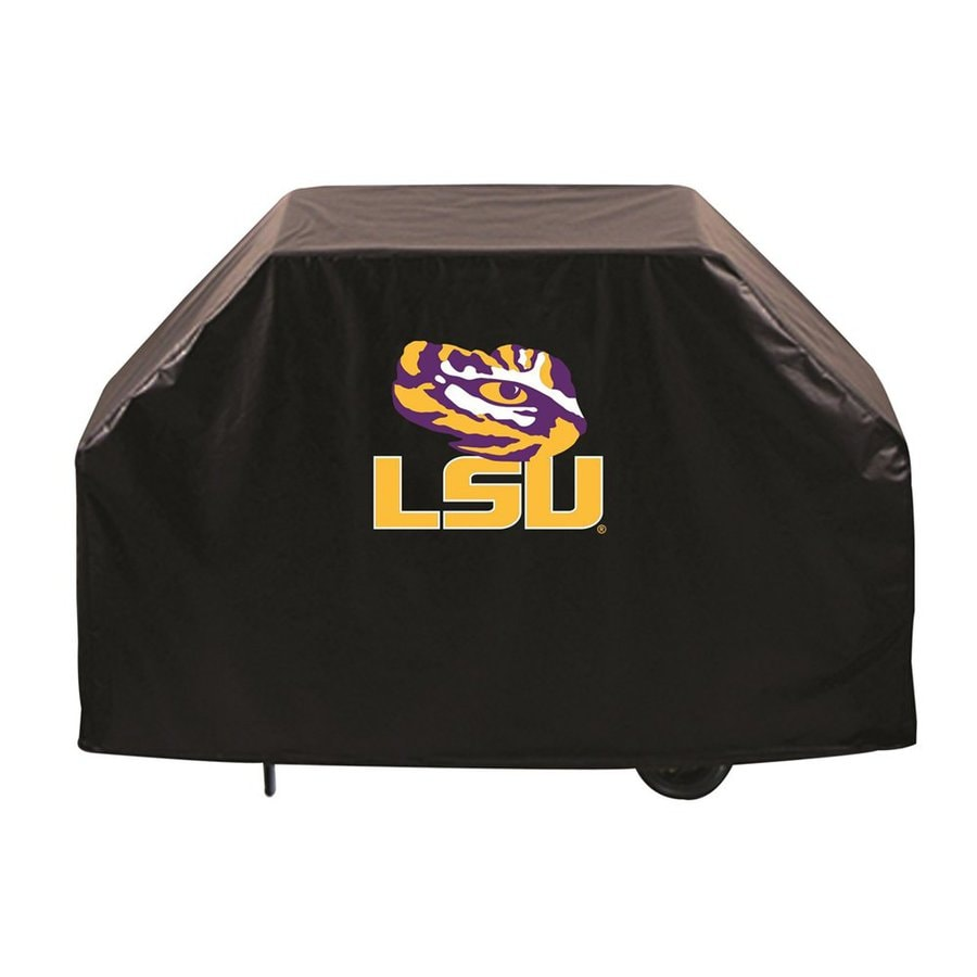 Holland 72-in x 36-in Vinyl Louisiana State Tigers Cover