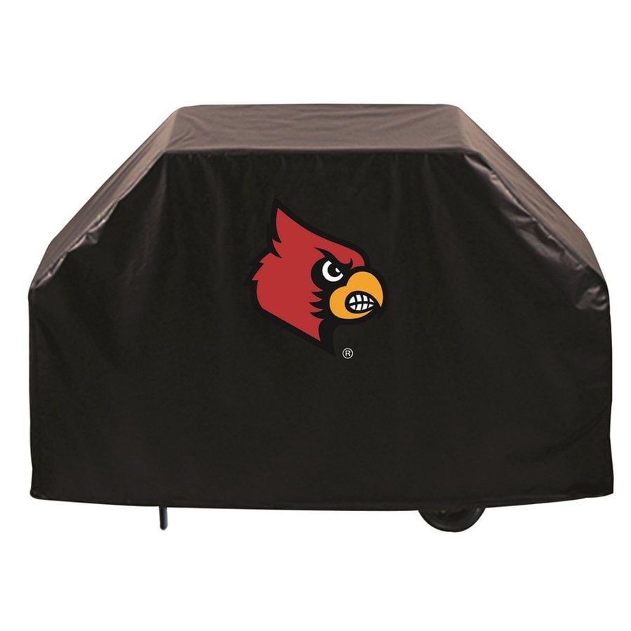 Holland 72-in x 36-in Vinyl University Of Louisville Cardinals Cover