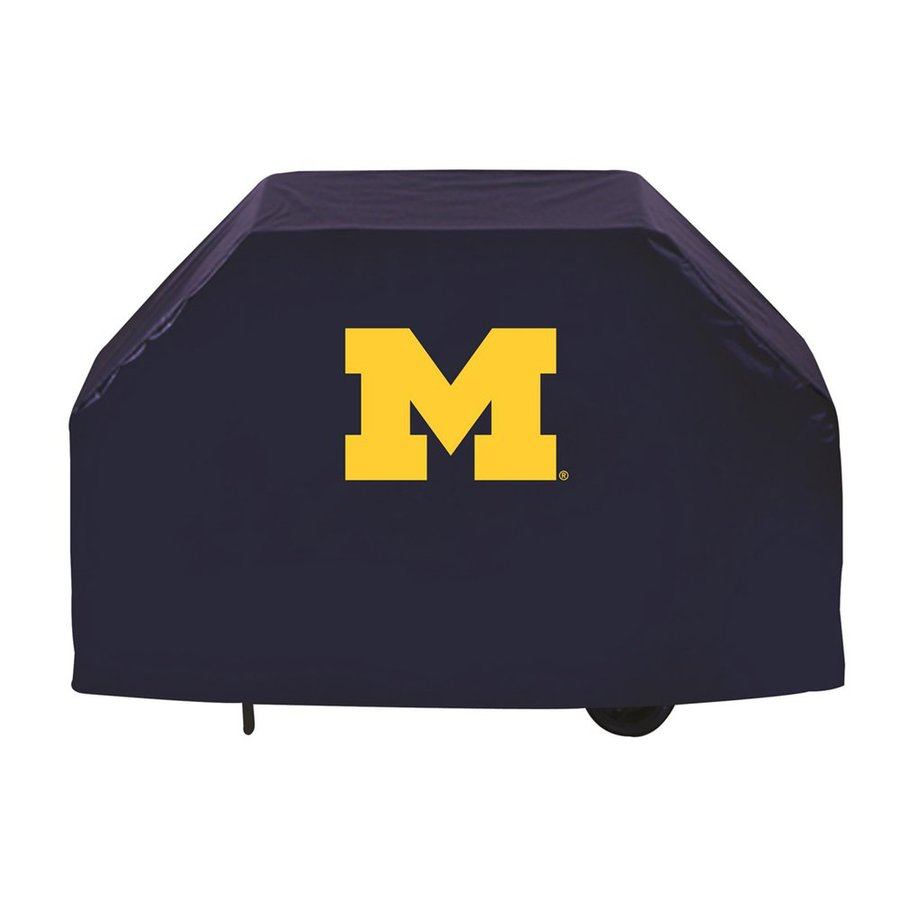 Holland University Of Michigan Wolverines Vinyl 72-in Cover