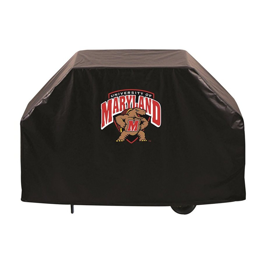 Holland 72-in x 36-in Vinyl University Of Maryland Terrapins Cover